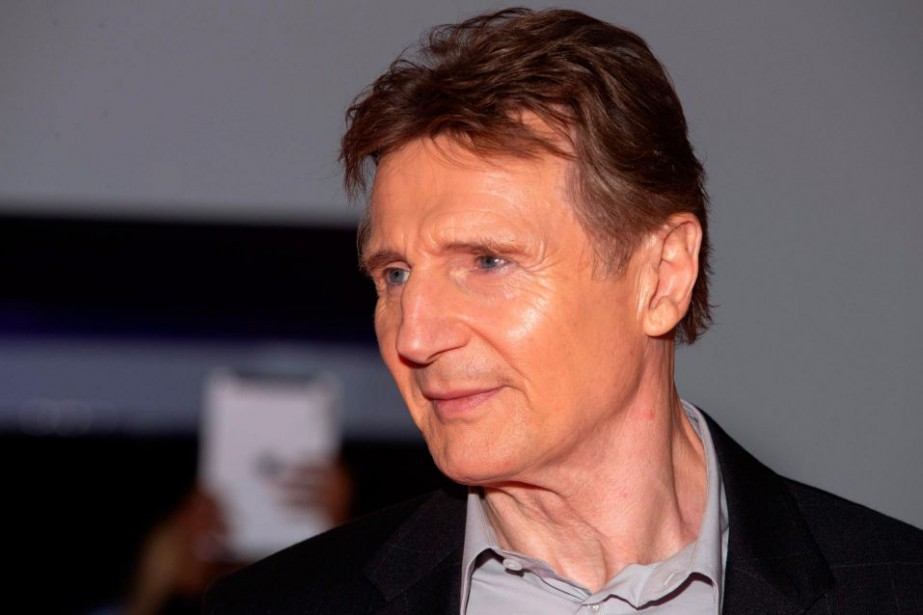 Liam Neeson tient la vedette dans Cold Pursuit,... (Photo Geoff Robins, Archives Agence France-Presse)