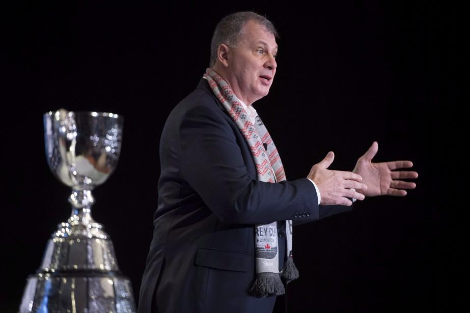 Le commissaire de la Ligue canadienne de football,... (ARCHIVES PC)