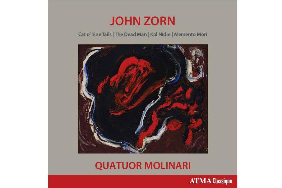 John Zorn: Cat o' nine Tails / The... (IMAGE FOURNIE PAR ATMA CLASSIQUE)