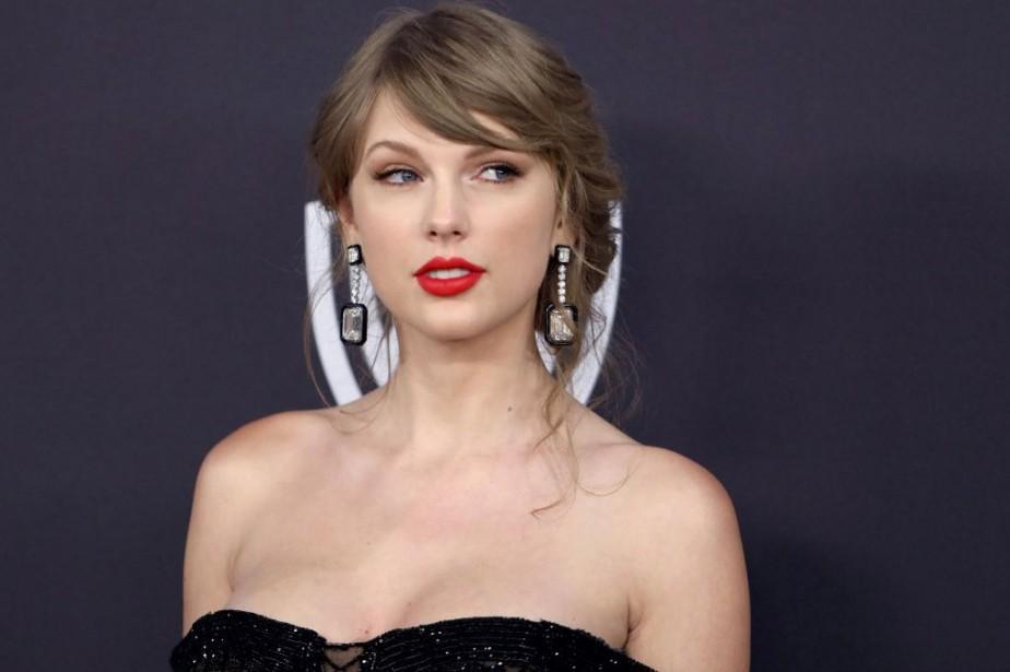 La chanteuse Taylor Swift... (Photo Matt Sayles, Archives Associated Press)