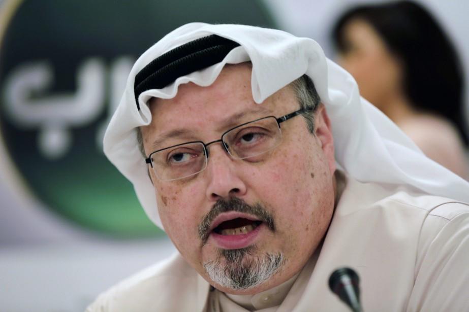 Jamal Khashoggi... (Photo Hasan Jamali, archives Associated Press)
