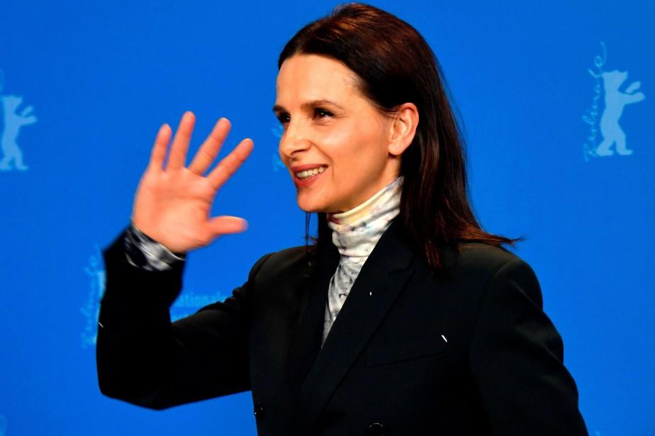 Le festival du film de Berlin, présidé cette... (Photo JOHN MACDOUGALL, AFP)