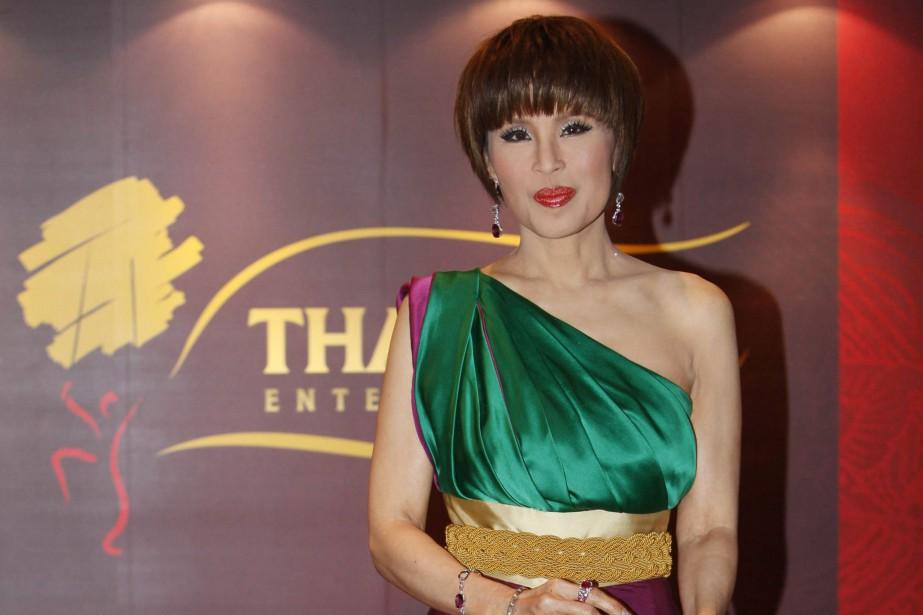 La princesse Ubolratana... (Photo Kin Cheung, archives ASSOCIATED PRESS)