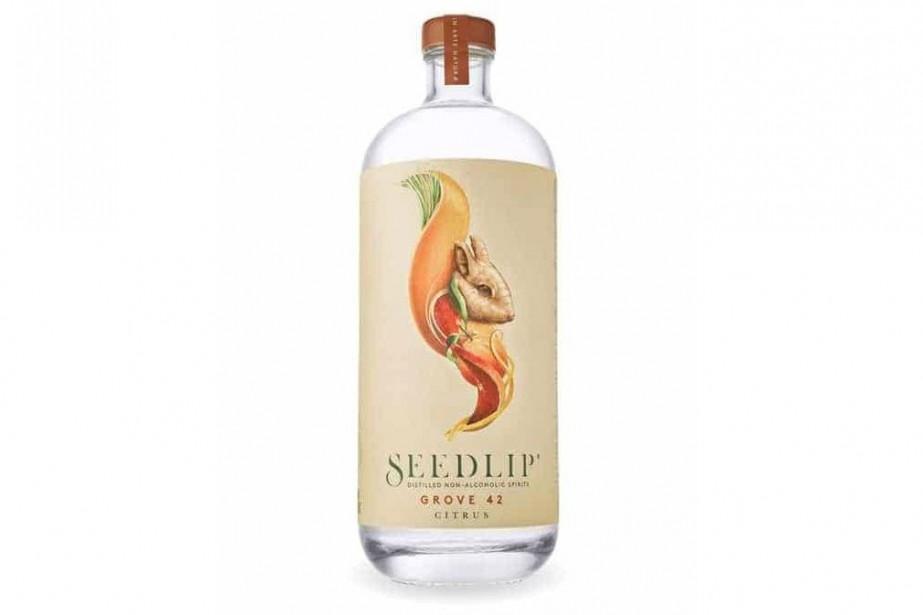 Seedlip a mis au point des boissons sans... (Photo tirée du site web de Vinum)