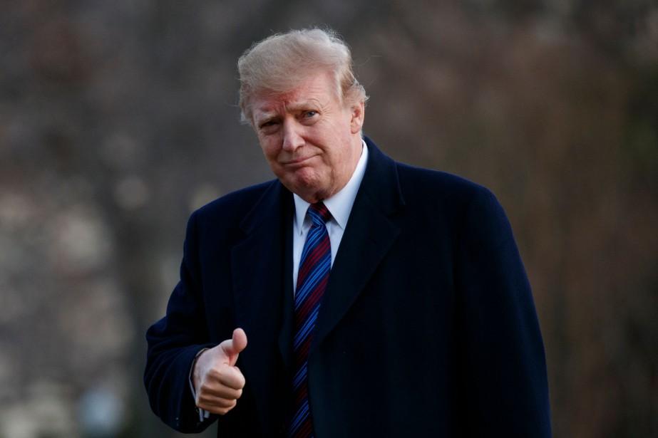 Le président s'est soumis à un examen complet... (Photo Carolyn Kaster, AP)