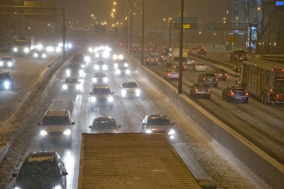 Des conditions excessivement... (Photo David Boily, archives La Presse)