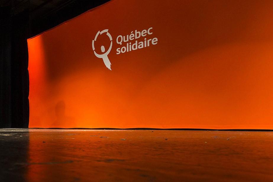 Traditionnellement, Québec solidaire appuyait le «consensus Bouchard-Taylor», établi... (Photo Olivier Jean, archives La Presse)