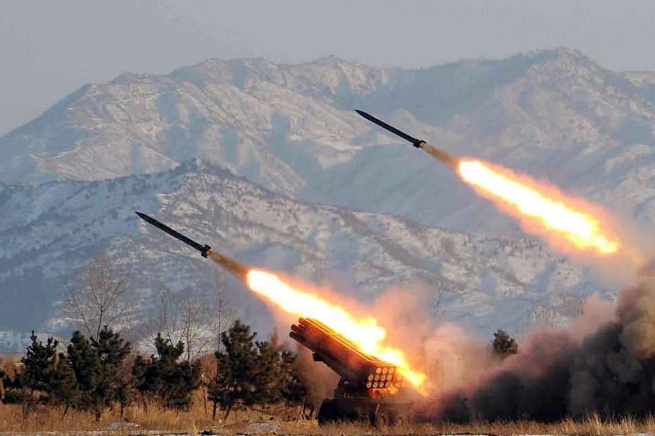 Le contrat  portera sur 20 lance-roquettes montés... (Photo archives, AFP)