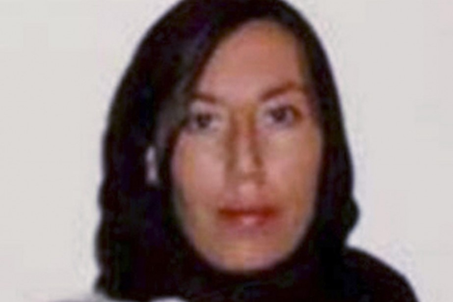 Monica Witt... (Photo archives Département de la Justice via AP)