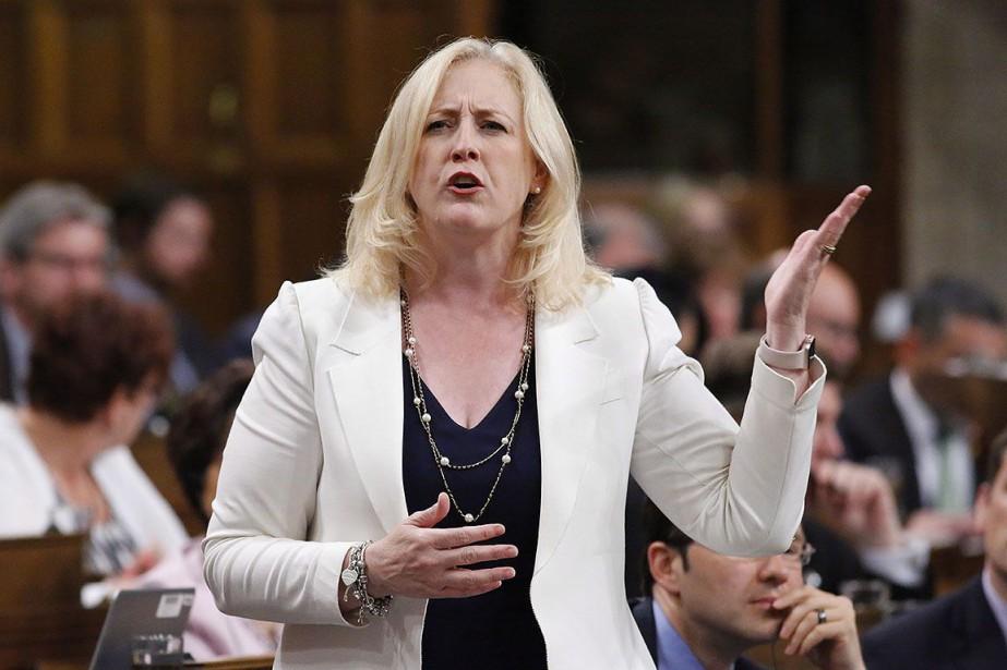 La porte-parole conservatrice en matière de justice, Lisa... (Photo David Kawai, archives PC)