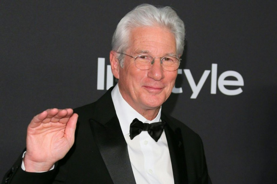 L'acteur américain Richard Gere... (PHOTO JEAN-BAPTISTE LACROIX, ARCHIVES AGENCE FRANCE-PRESSE)