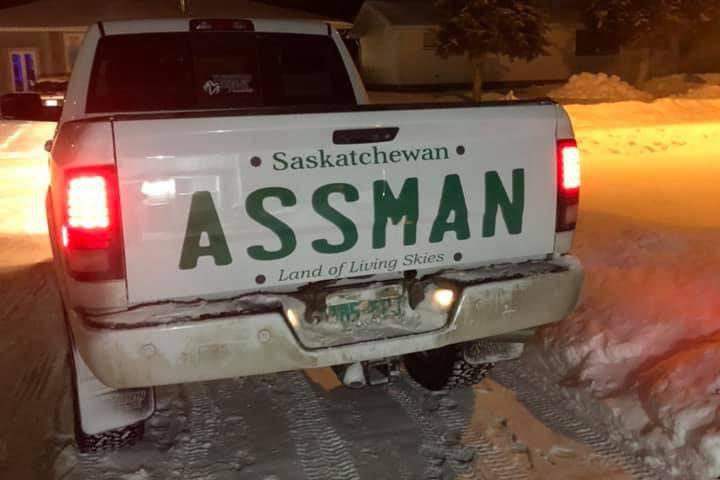 David Assman, qui s'est vu refuser par sa province... (IMAGE TIRÉE DE FACEBOOK)