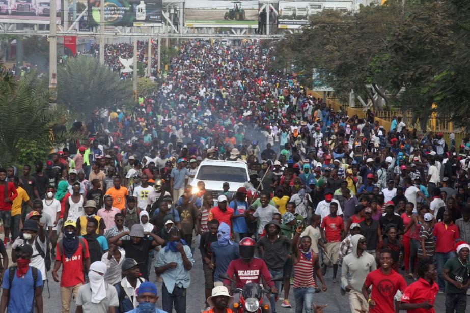 «On se sent démunis», a confié Marie-Christine Remy,... (PHOTO REUTERS)