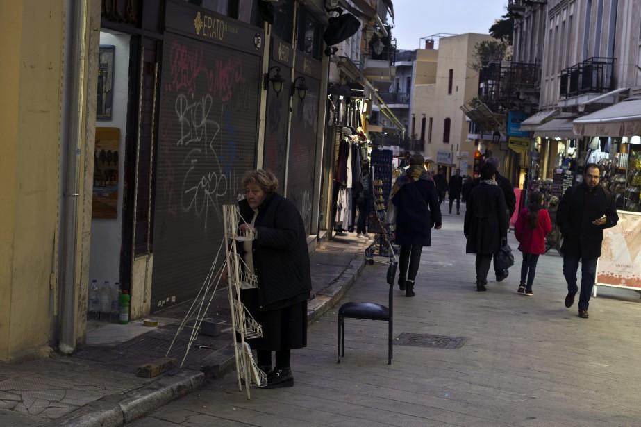 La grippe A est actuellement dominante dans toute... (Photo Petros Giannakouris, archives AP)