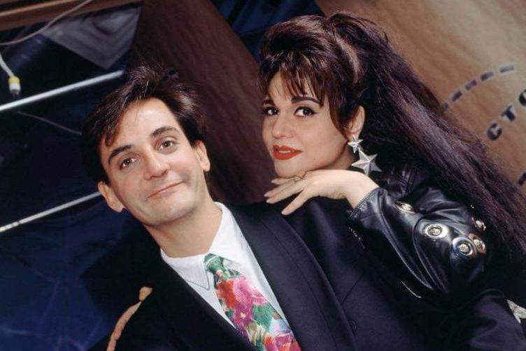 Denis Talbot et Sonia Benezra, au tournant des... (Photo fournie)