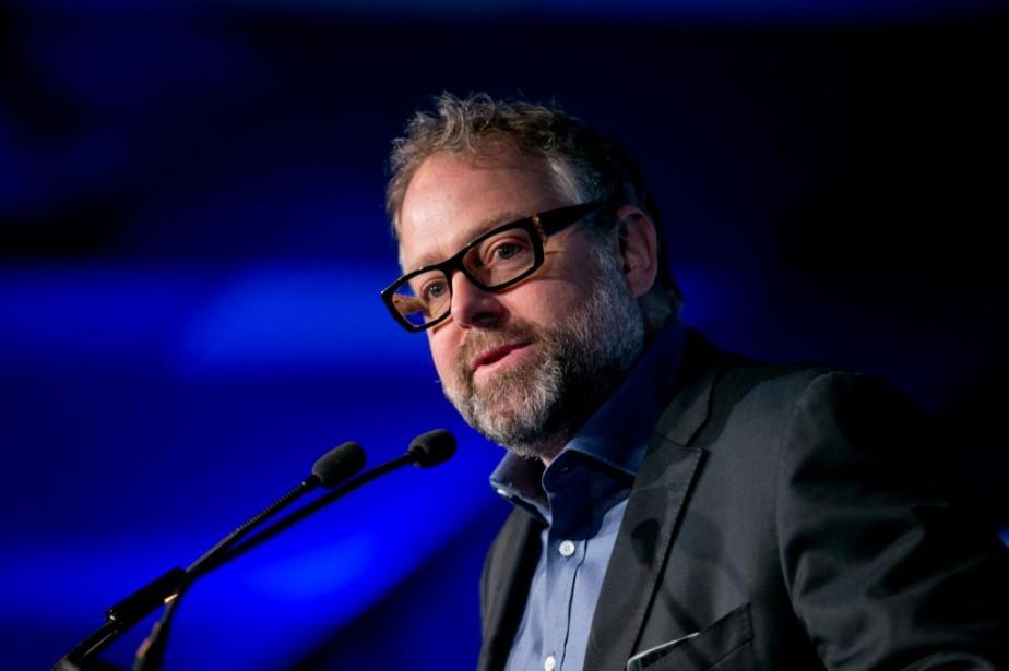 Alexandre Taillefer est associé principal chez XPND Capital... (Photo David Boily, Archives La Presse)