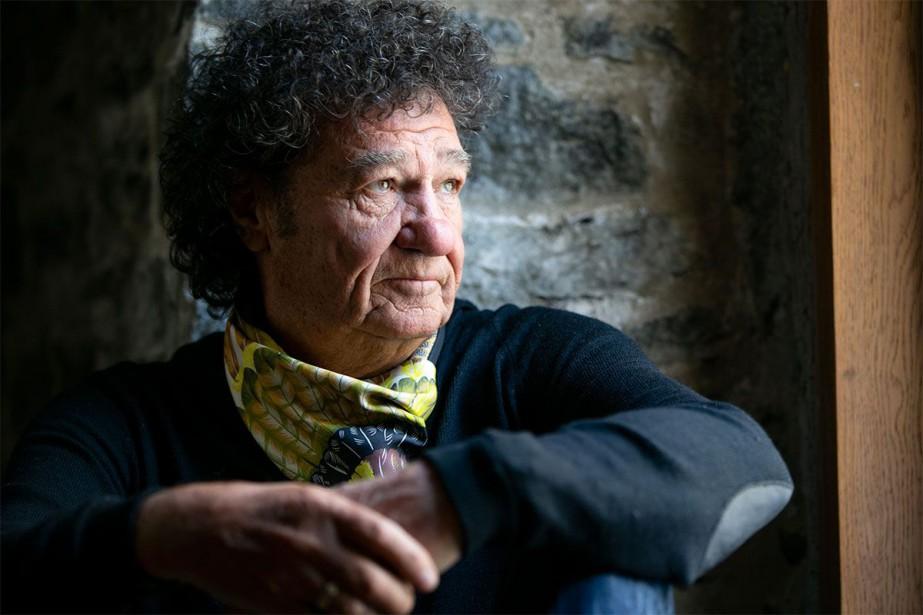 À 74 ans, Robert Charlebois lance aujourd'hui son... (Photo David Boily, La presse)