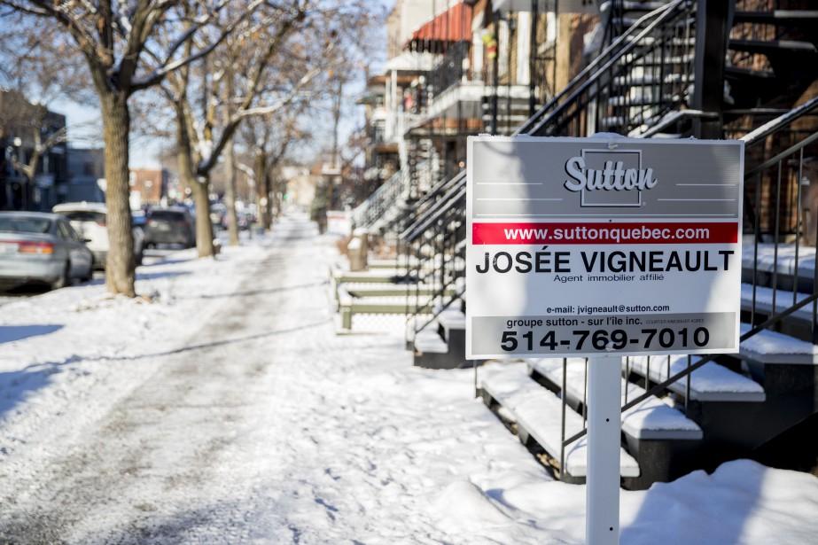 Environ 23968 propriétés ont été vendues par l'entremise... (Photo Marco Campanozzi, archives La Presse)