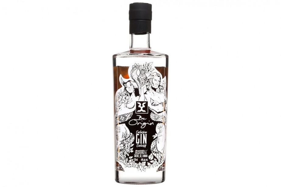 Un gin de Vice et Vertu... (Photo fournie par la SAQ)