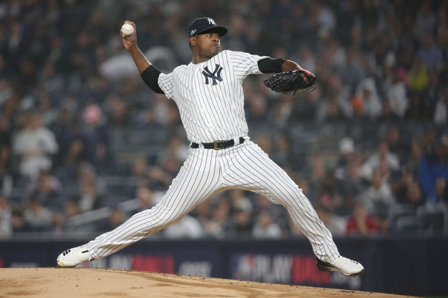 Luis Severino... (Photo Brad Penner, archives USA TODAY Sports)