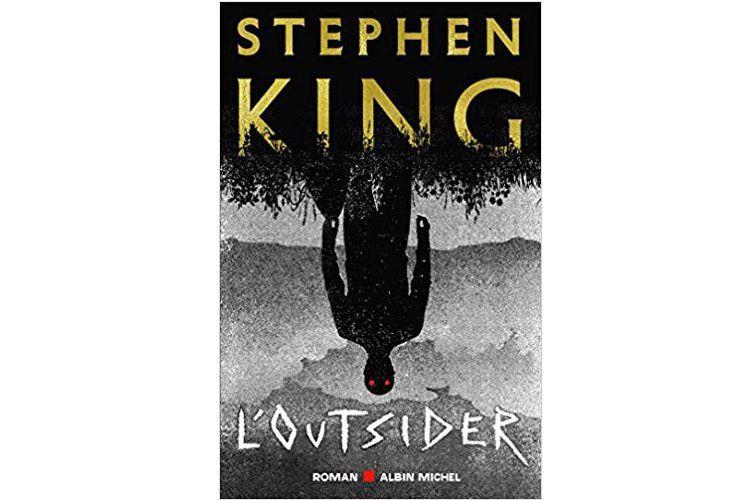 L'outsider, de Stephen King... (IMAGE FOURNIE PAR ALBIN MICHEL)