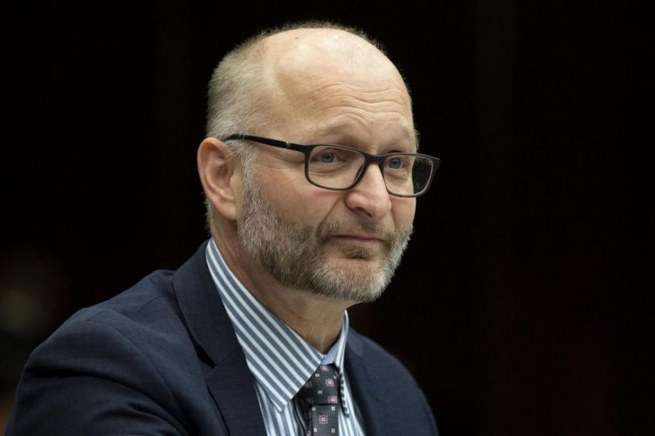 Le ministre fédéral de la Justice, David Lametti,... (PhotoAdrian Wyld, La Presse canadienne)
