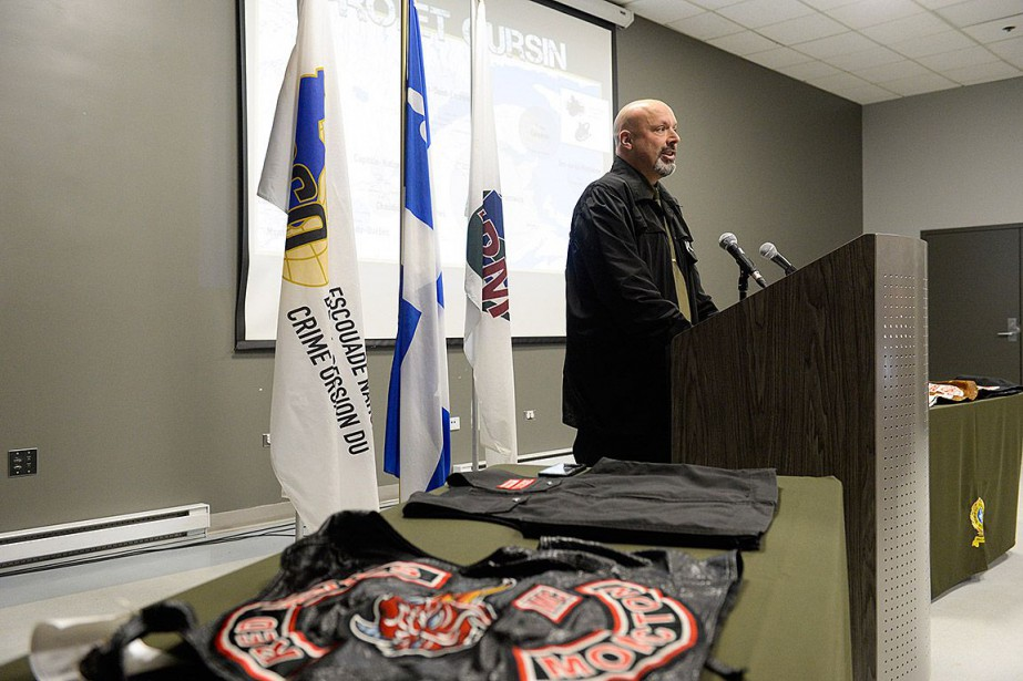 Le porte-parole de la Sûreté du Québec, Guy... (Photo Caroline Grégoire, Le Soleil)