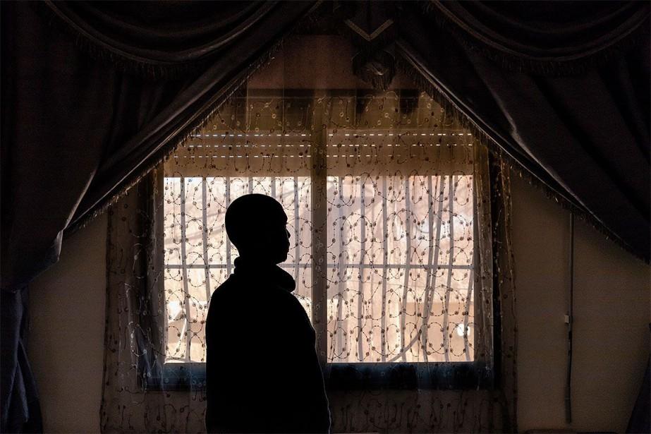 Né à Djeddah, en Arabie saoudite, de parents... (Photo Ivor Prickett, The New York Times)