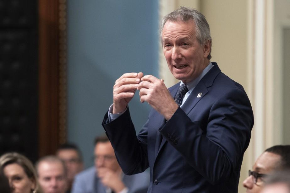 La pétition est adressée au ministre de l'Agriculture,... (Photo Jacques Boissinot, archives La Presse canadienne)