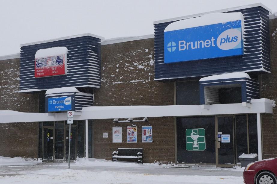 Les enseignes Brunet et Brunet Plus appartiennent à... (Photo archives La Presse)