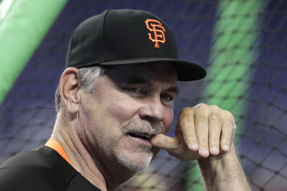 Le gérant des Giants de San Francisco, Bruce... (Photo Lynne Sladky, archives Associated Press)