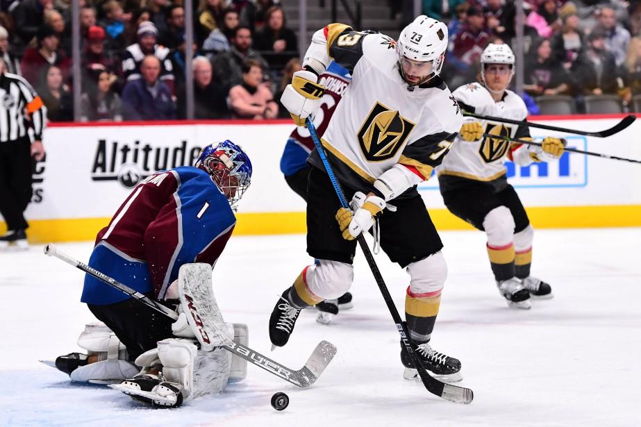 Semyon Varlamov a fait 40 arrêts et a signé un deuxième jeu... (PHOTO REUTERS)