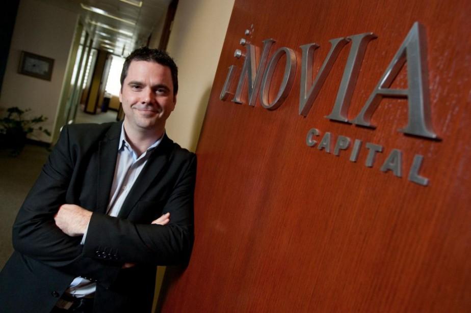 Chris Arsenault, associé directeur et cofondateur d'Inovia Capital... (Photo Hugo-Sébastien Aubert, archives La Presse)