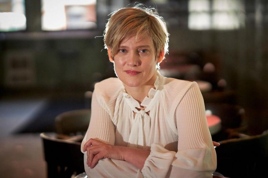 Pour Heather O'Neill,ce fut un grand défi d'écrivaine... (Photo André Pichette, La Presse)