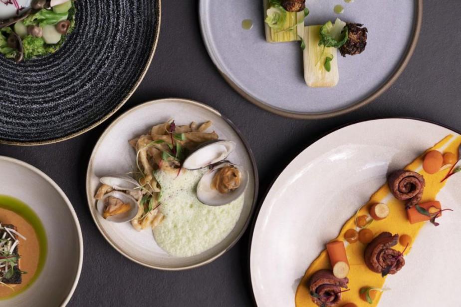 Depuis peu, le Perles&Paddock offre un menu complètement... (Photo fournie par Perles&Paddock)