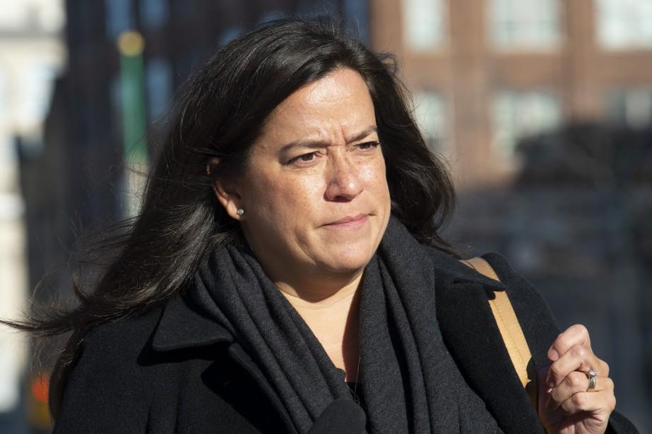 JodyWilson-Raybould a claqué la porte du conseil des... (Photo AdrianWyld, La Presse canadienne)