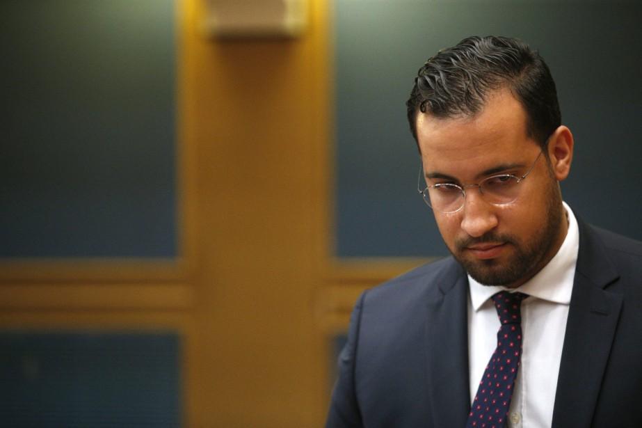 Depuis sept mois, l'affaire Benalla ne cesse pas... (PHOTO  AP)