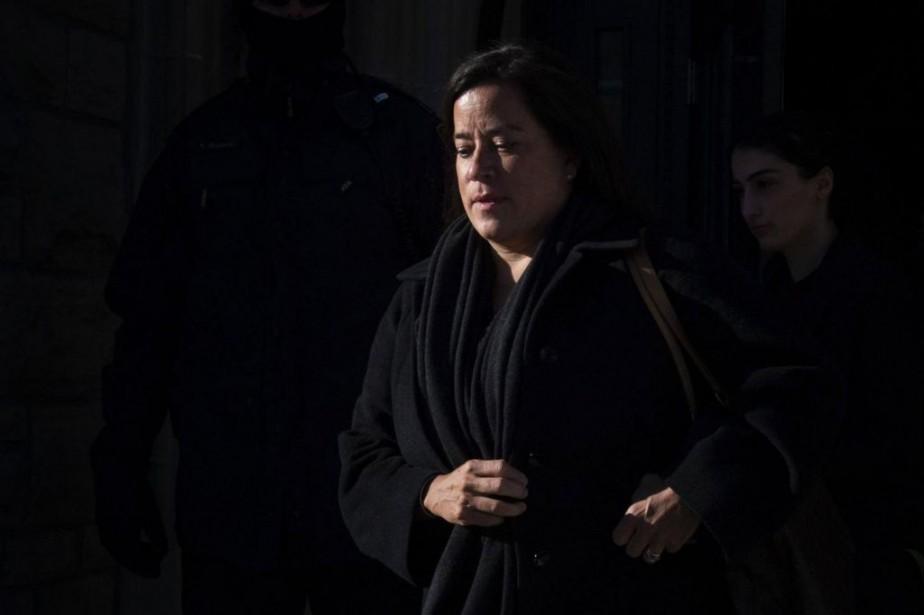 La députée libérale et ancienne ministre de la... (PHOTO ADRIAN WYLD, LA PRESSE CANADIENNE)