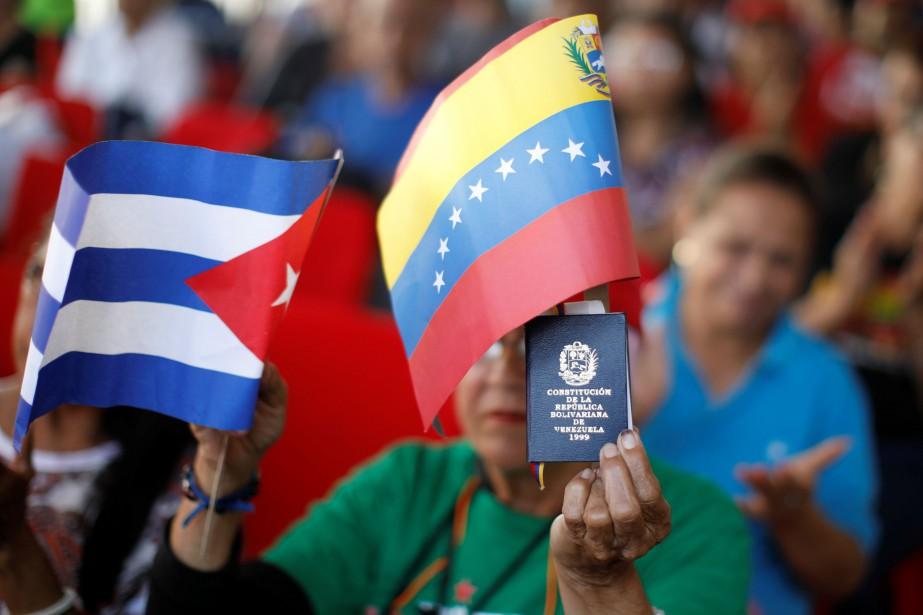 Depuis le début des années 2000, Caracas fournit... (Photo CARLOS GARCIA RAWLINS, REUTERS)