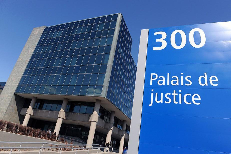 Le Palais de justice de Québec.... (Photo Erick Labbe, archives Le Soleil)