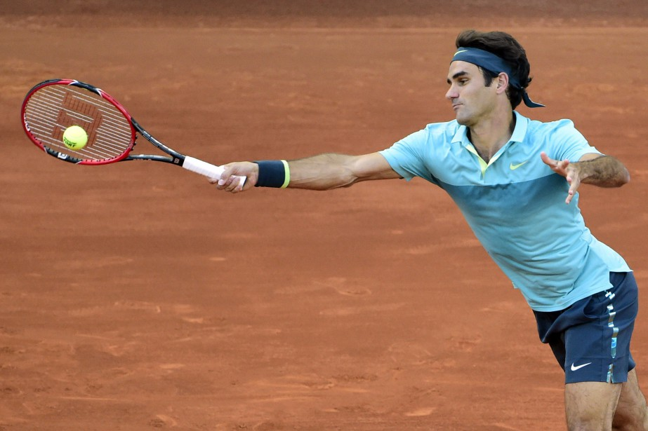 Roger Federer n'a pas joué sur terre battue... (Photo Javier Soriano, archives Agence France-Presse)