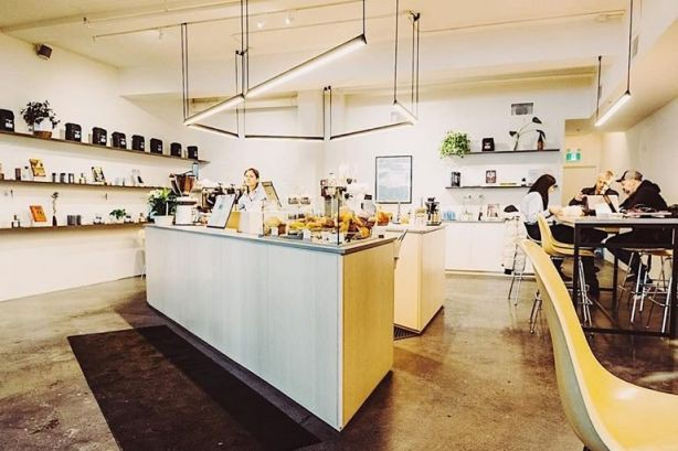 Café Structure,nouvelle adresse de la rue McGill... (Photo tirée de la page Facebook du café)