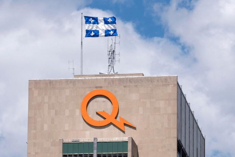 La société d'État a dévoilé mercredi un bénéfice... (Photo Paul Chiasson, La Presse canadienne)