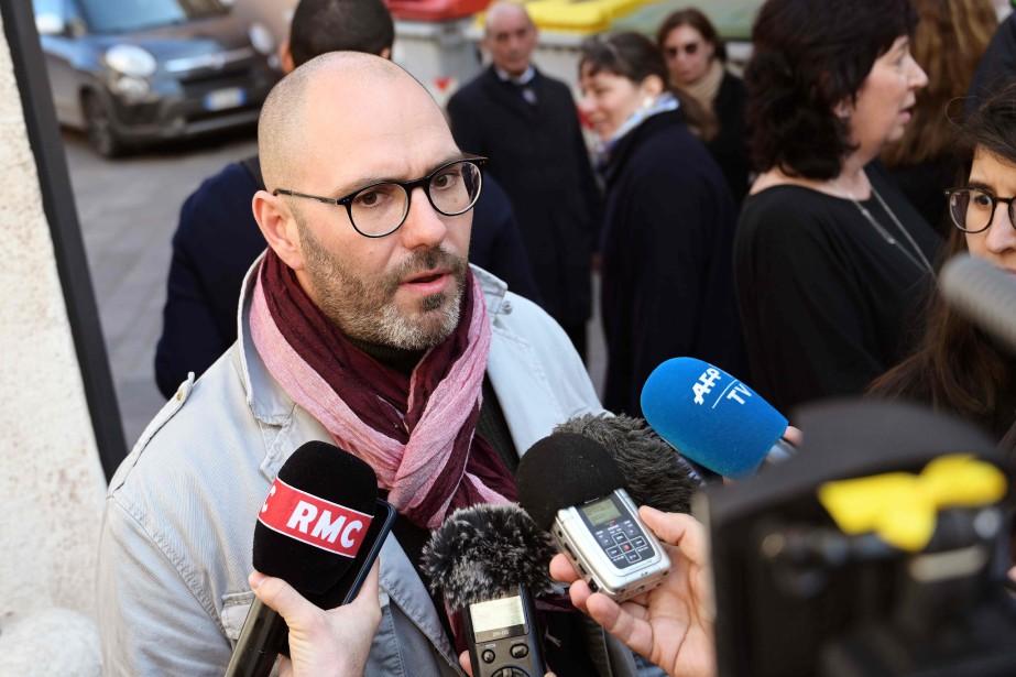 « Le grand absent decette rencontre, ça reste... (Photo VINCENZO PINTO, Agence France-Presse)