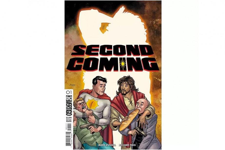 Second Coming (Deuxième venue), ne sera finalement mis... (Capture d'écran)