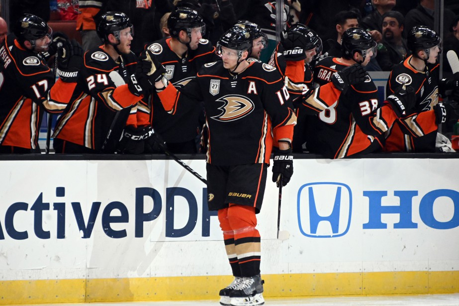 Les récents succès des Ducks d'Anaheim pourraient forcer... (Photo Kirby Lee, USA Today Sports)