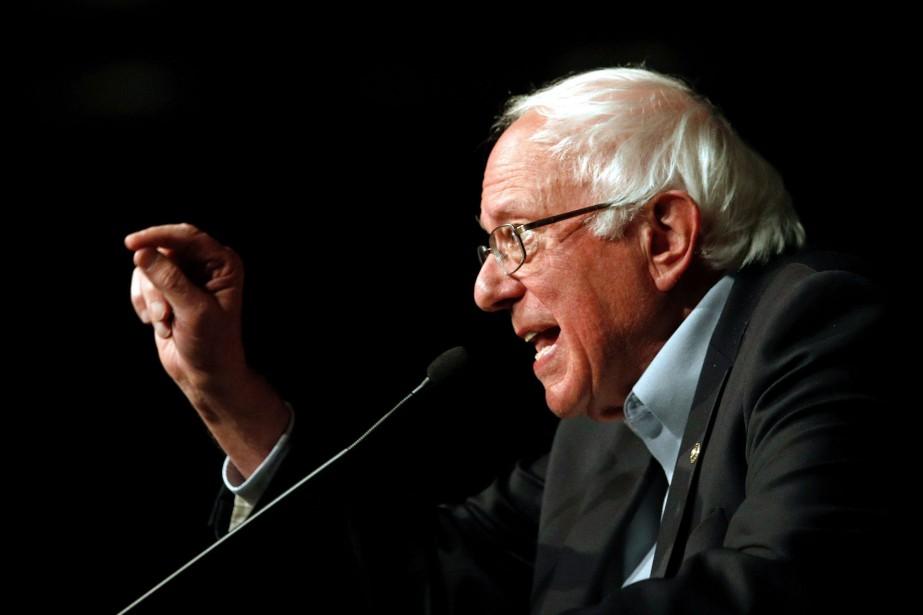 Bernie Sanders... (Photo Patrick Semansky, Archives Associated Press)