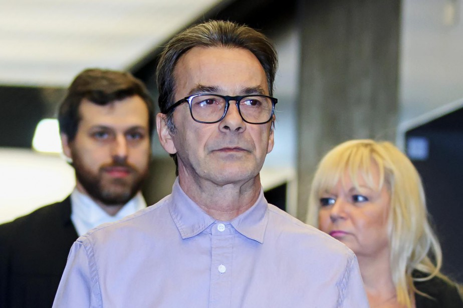 Michel Cadotte est accusé du meurtre au deuxième... (Photo Alain Roberge, La Presse)