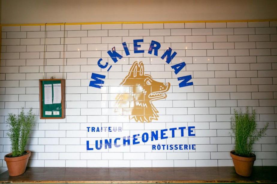 Le McKiernan, dans le quartier Côte-Saint-Paul, est le... (Photo David Boily, archives La Presse)