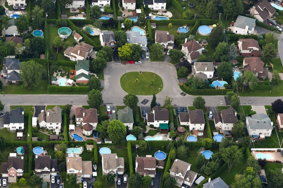 La ville de Montréal a perdu 1,24%... (Photo Bernard Brault, archives La Presse)